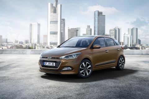 Hyundai på Paris Motor Show - intervjumuligheter