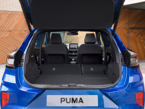 Ford Puma 2019
