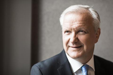 Olli Rehn: Kestävän tulevaisuuden rahoittaminen