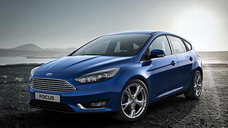 Nye Ford Focus - nå også med automatisk parallellparkering