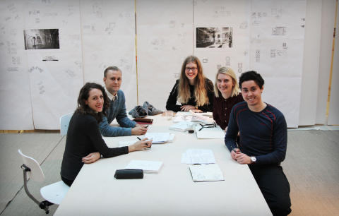 Australske studerende kan kickstarte udviklingen af B&W-området København