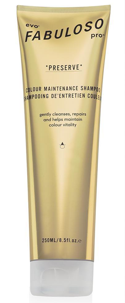 Fabuloso Pro - Preserve Colour Maintenance Shampoo
