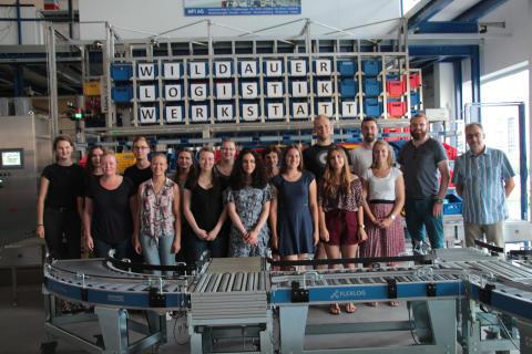 Studierende des Bachelorstudiengangs Logistik der TH Wildau profitieren von Kooperation mit Universität in Georgien