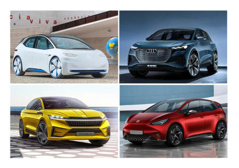 Volkswagen Group vil producere 22 millioner elbiler de næste 10 år