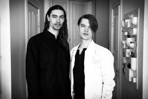 Gustaf & Viktor Norén Hemma Hos Strage