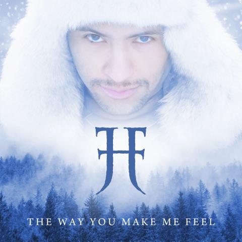 """Jon Henrik Fjällgren släpper singeln """"The Way You Make Me Feel"""" - fredag 22 november"""