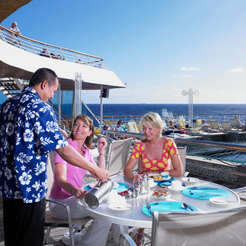 Why solo cruises are great!