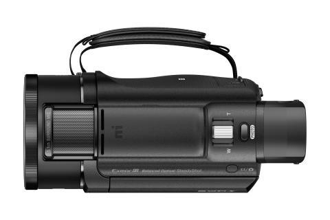 Föreviga de viktigaste ögonblicken med Sonys nya Handycam®-serie