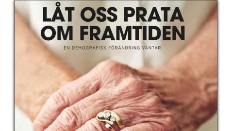Pressinbjudan till rapportsläpp: Så utvecklas kommunernas demografi