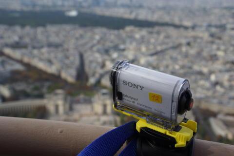 Action Cam - Paris