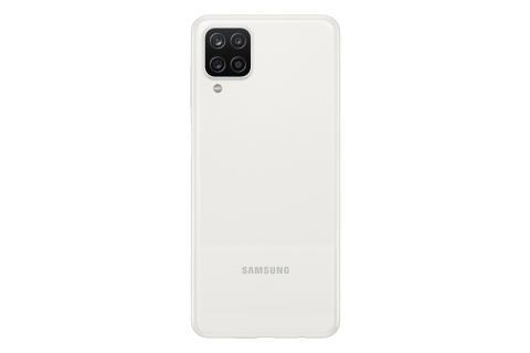 Samsung Galaxy_A12_White_Back
