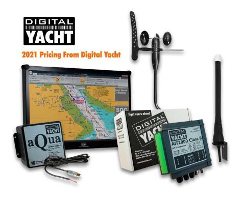 Liste des Prix Digital Yacht 2021
