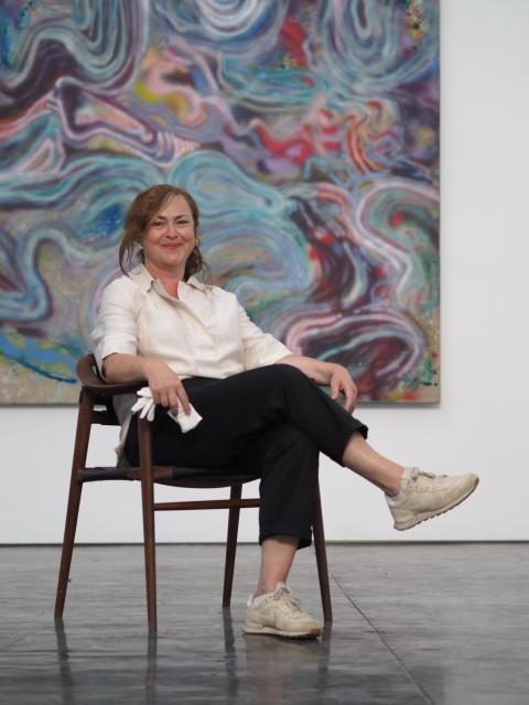 Juryleder Marte Aas: – Jeg ser etter kunst som stiller spørsmål, som beveger en tanke eller en problemstilling og som overrasker