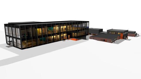 Thilt Engineering AS og CCL Norway AS leverer spennarmerte betongdekker til Fjell 2020.