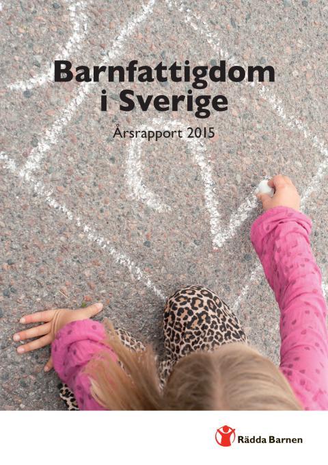 Barnfattigdomsrapporten 2015