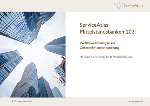 Die kundenorientiertesten Mittelstandsbanken