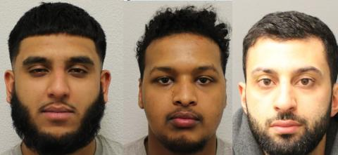 Three men jailed after violent attack outside night club
