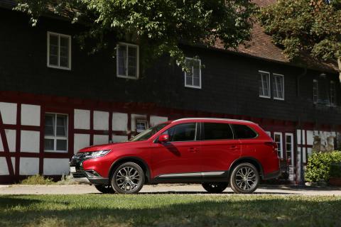 OFF ROAD Award 2019: Mitsubishi Motors gleich fünfmal auf dem Treppchen