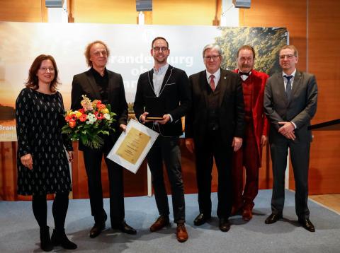 """Preisträger in der Kategorie """"Tourismus für alle"""" ist der ElsterPark Herzberg"""