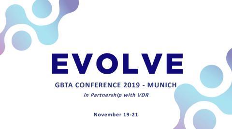 GBTA Conference 2019 - Munich