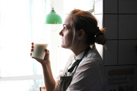 Kocken Linnéa Liljedahl tar fram gourmetmeny – till mjölk_2