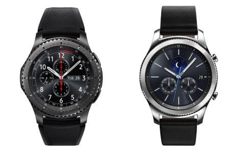 Samsung præsenterer det ny smartwatch Gear S3  – for en smartere og mere stilfuld hverdag