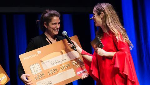 Vinnaren av Startupprogrammets Demo Day december 2017
