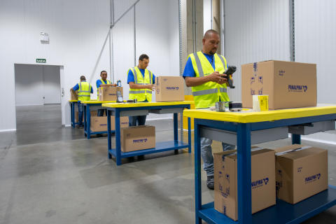 Panalpina Brazil packaging services