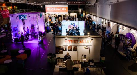Pressinbjudan: Välkommen till Sweden Game Conference 2019