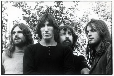 Pink Floyd anno 1973