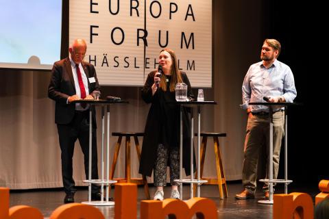 Europaforum 2020 arrangeras den 18-19 maj