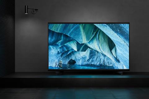 Sony lanseeraa erittäin suuret 8K HDR LED TV -mallinsa