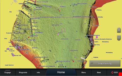 Garmin BlueChart g3 Vision Seekarte v2021