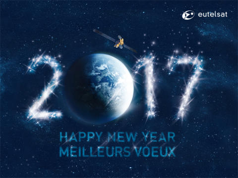 Eutelsat's 12 days of Christmas