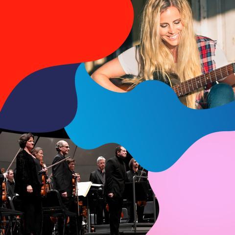 Helsingborgs Symfoniorkester och Lisa Miskovsky i ett spännande musikaliskt samarbete under Hx