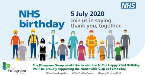 Happy 72nd Birthday NHS!
