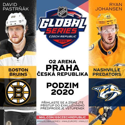 NHL Global Series Prag