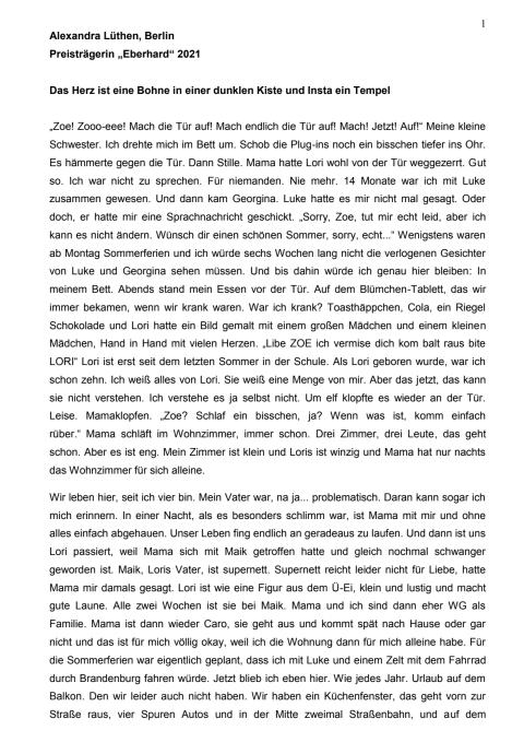 Literaturpreis 2021-Eberhard