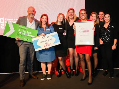 A&M Invest heeft het beste HR-beleid van Limburg