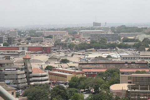Swedfund investerar i Ghanas banksektor