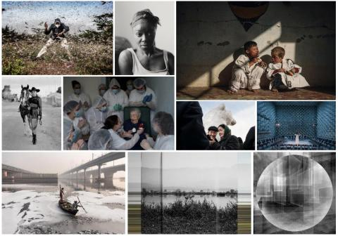PROFESSIONAL COMPETITION 2021 FINALISTS AND SHORTLIST ANNOUNCED