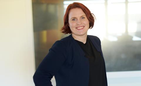 Arbeidsflyten #1 Kristine Meek,  kommunikasjonssjef i Telenor Norge