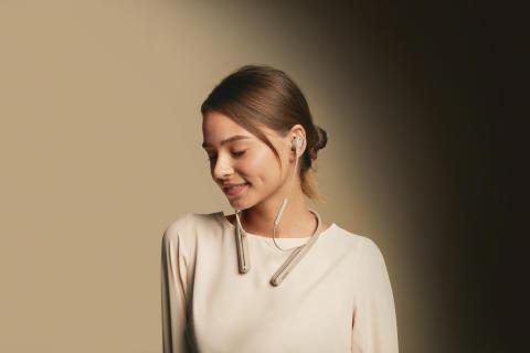 Sony wprowadza nowe słuchawki WI-1000XM2 z pałąkiem na szyję i najlepszym na rynku systemem osłabiania hałasu wyciszającym dźwięki z zewnątrz