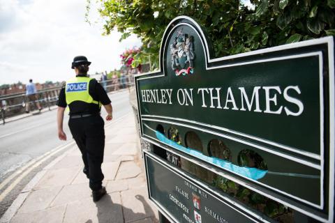 Policing Henley Royal Regatta 2018