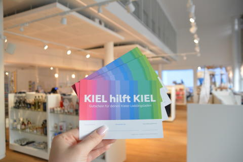 Welcome Center Kieler Förde bietet ab sofort Abholservice neben dem Bestellversand