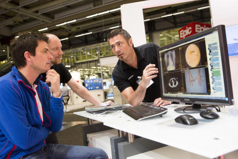 Siemens monter på Vitalis