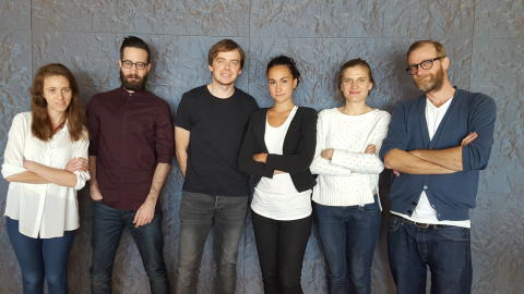 Wearable Design Concept - Central Saint Martins team