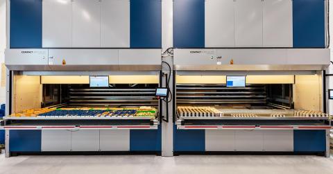 Compact Store i ny tappning