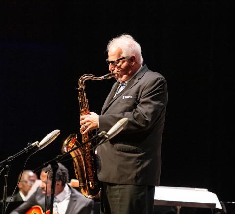 The Count Basie Orchestra med Ingar Kristiansen, Oslo Jazzfestival