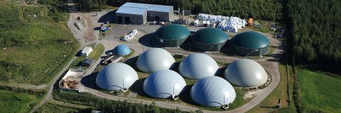Jeppo Biogas AB väljer Malmberg - igen!